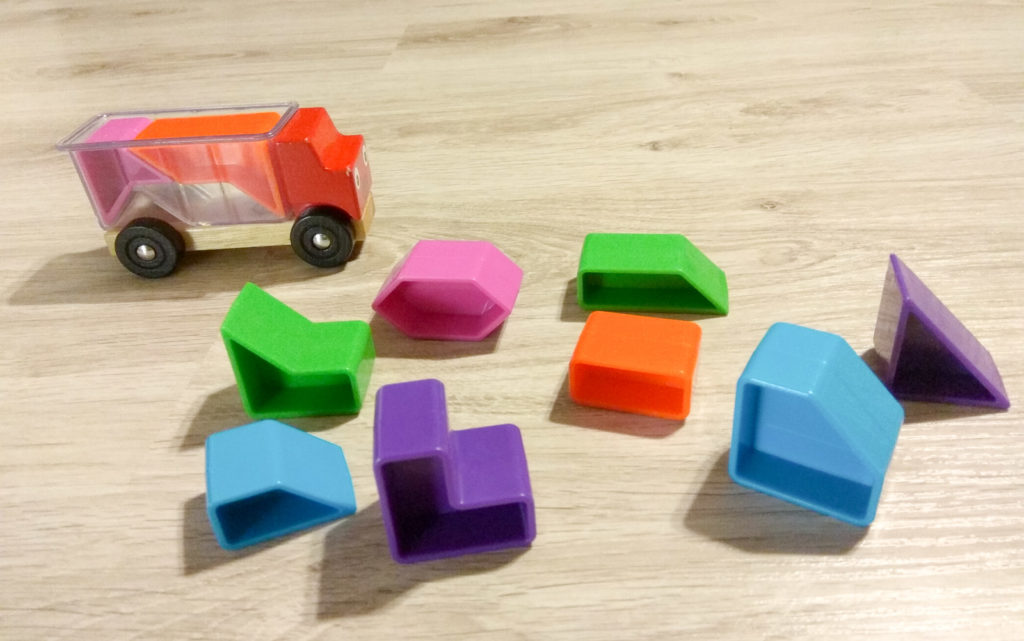 Smart games Traki Trucky