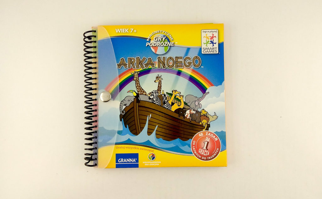 Smart games Arka Noego Noahs ark