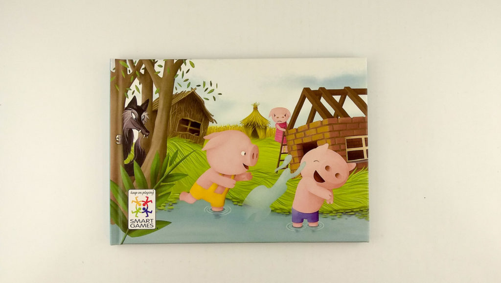 Smart games Trzy male swinki Three Little Piggies
