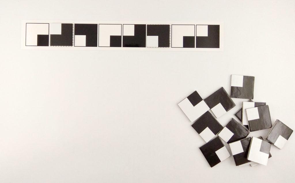 arson ukladanki lewopolkulowe czarne czy biale uzupelnianie sekwencji