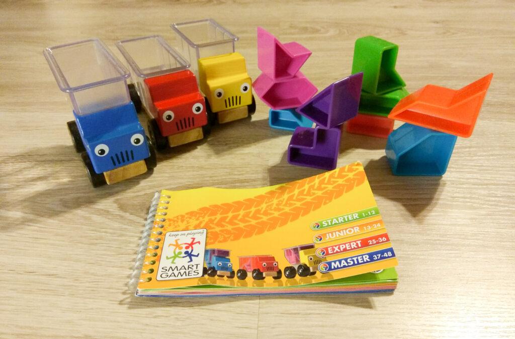 smart games 3 traki trucky3 1 1