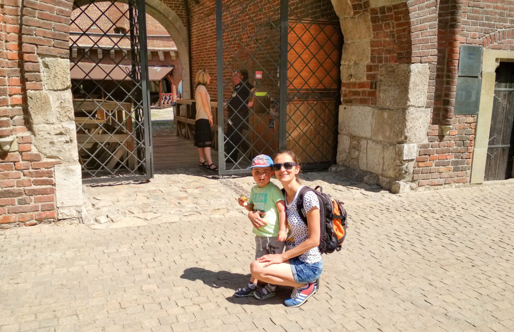 atrakcje dla dzieci krakow barbakan