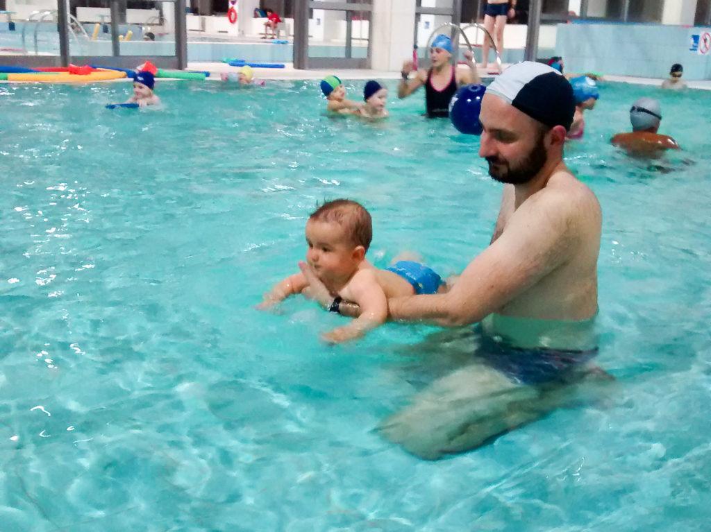 atrakcje dla dzieci krakow basen agh