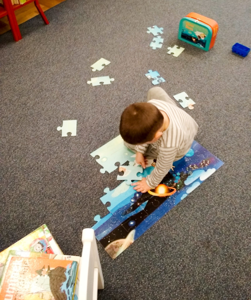 atrakcje dla dzieci krakow biblioteka dla dzieci rajska