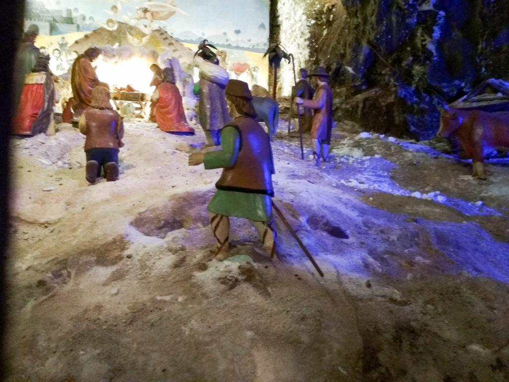 atrakcje dla dzieci krakow kopalnia soli bochnia szopka