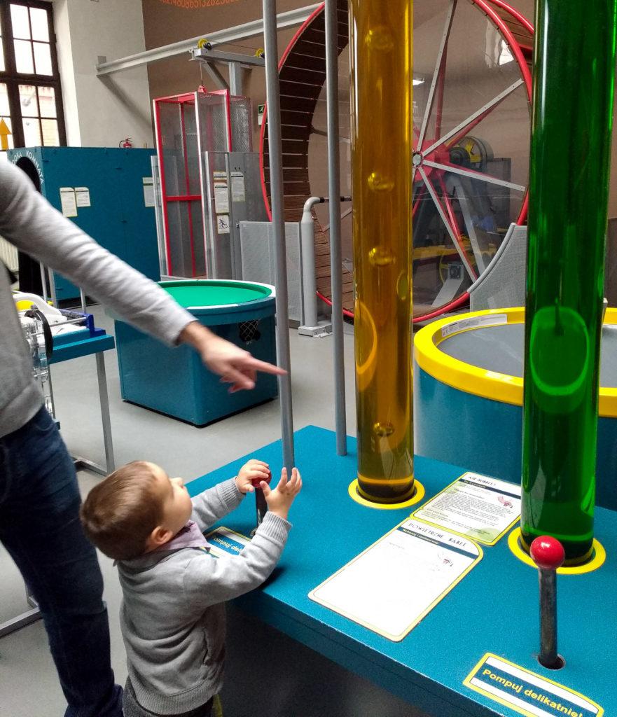 atrakcje dla dzieci krakow muzeum inzynierii miejskiej