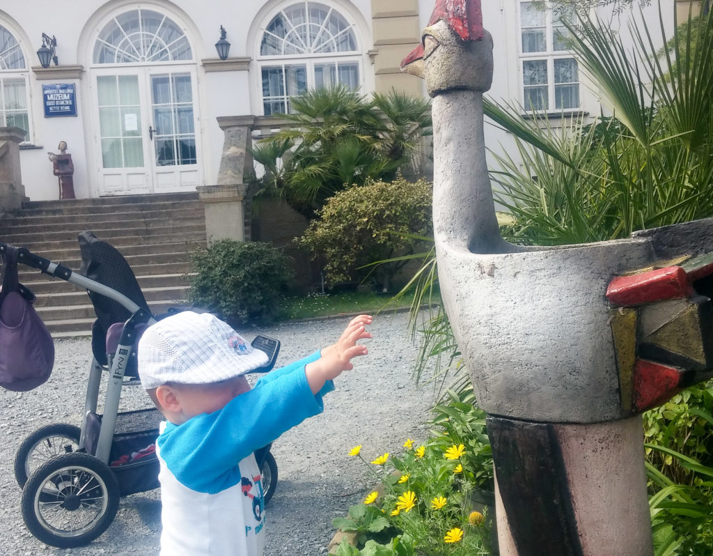 atrakcje dla dzieci krakow ogrod botaniczny