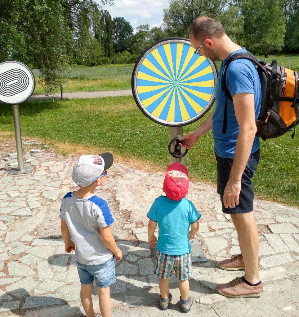 atrakcje dla dzieci krakow ogrod doswiadczen