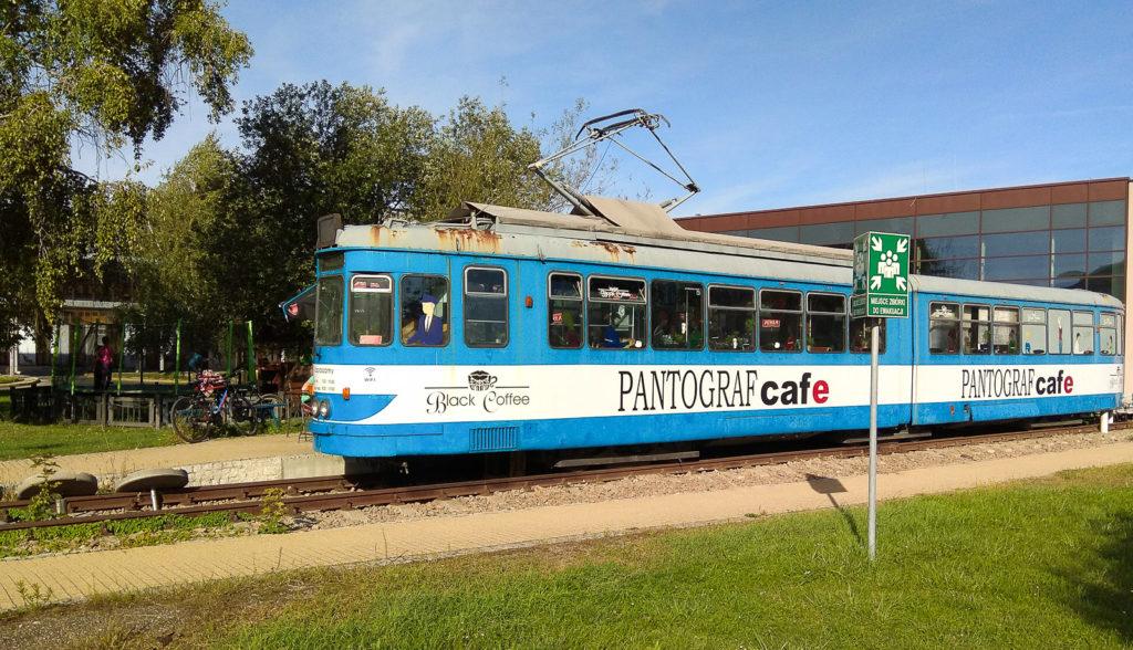 atrakcje dla dzieci krakow pantograf cafe