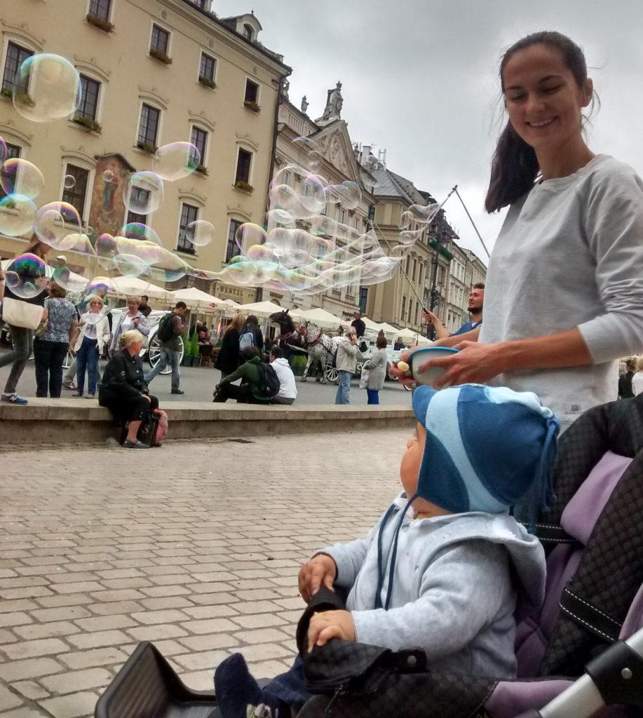 atrakcje dla dzieci krakow rynek