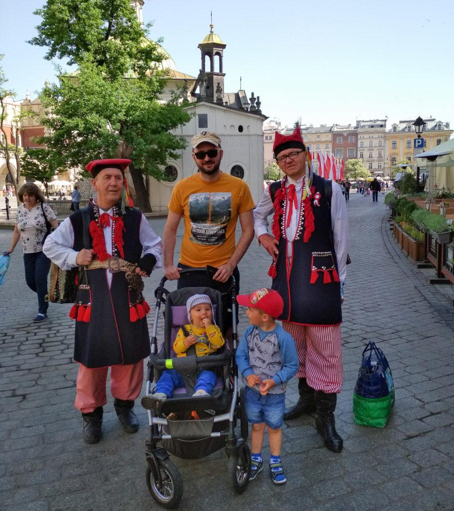 atrakcje dla dzieci krakow rynek krakowiacy