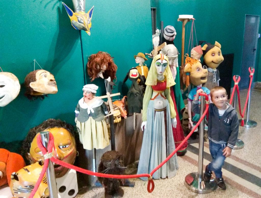 atrakcje dla dzieci krakow teatr groteska