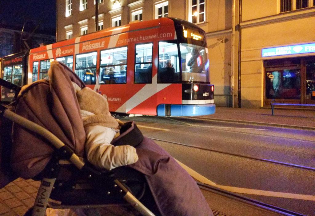 atrakcje dla dzieci krakow tramwaj