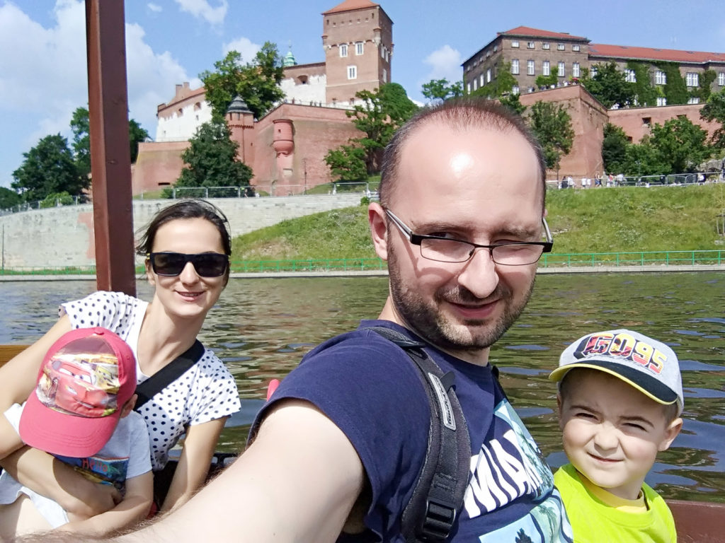 atrakcje dla dzieci krakow tramwaj wodny