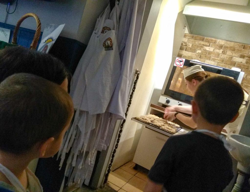atrakcje dla dzieci krakow zywe muzeum obwarzanka