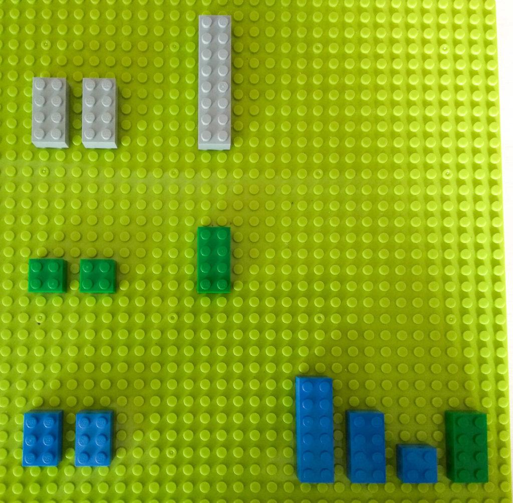 kreatywna zabawa klockami analogie lego