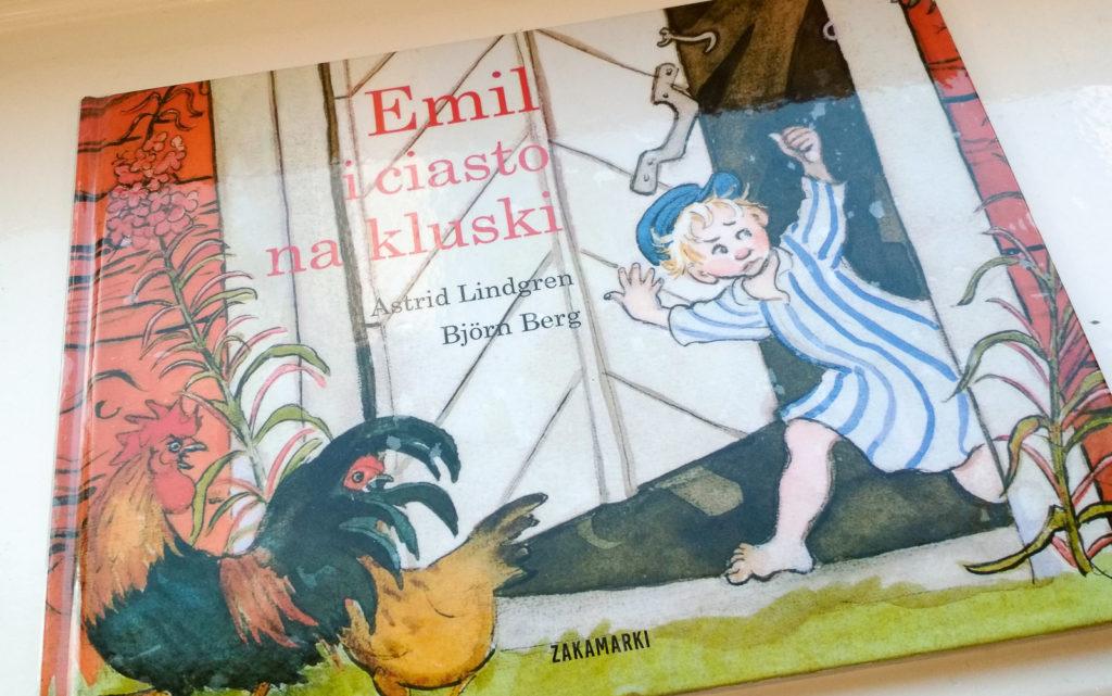 literatura szwedzka dla dzieci astrid lindgren bjorn berg emil ciasto na kluski zakamarki