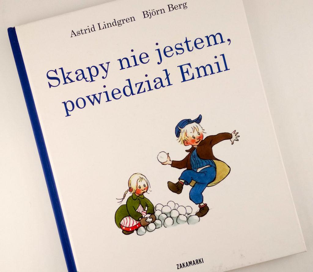 literatura szwedzka dla dzieci astrid lindgren bjorn berg skapy nie jestem powiedzial emil zakamarki