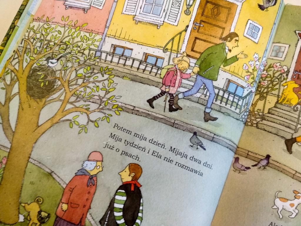 literatura szwedzka dla dzieci catarina kruusva wszystkie psy eli zakamarki
