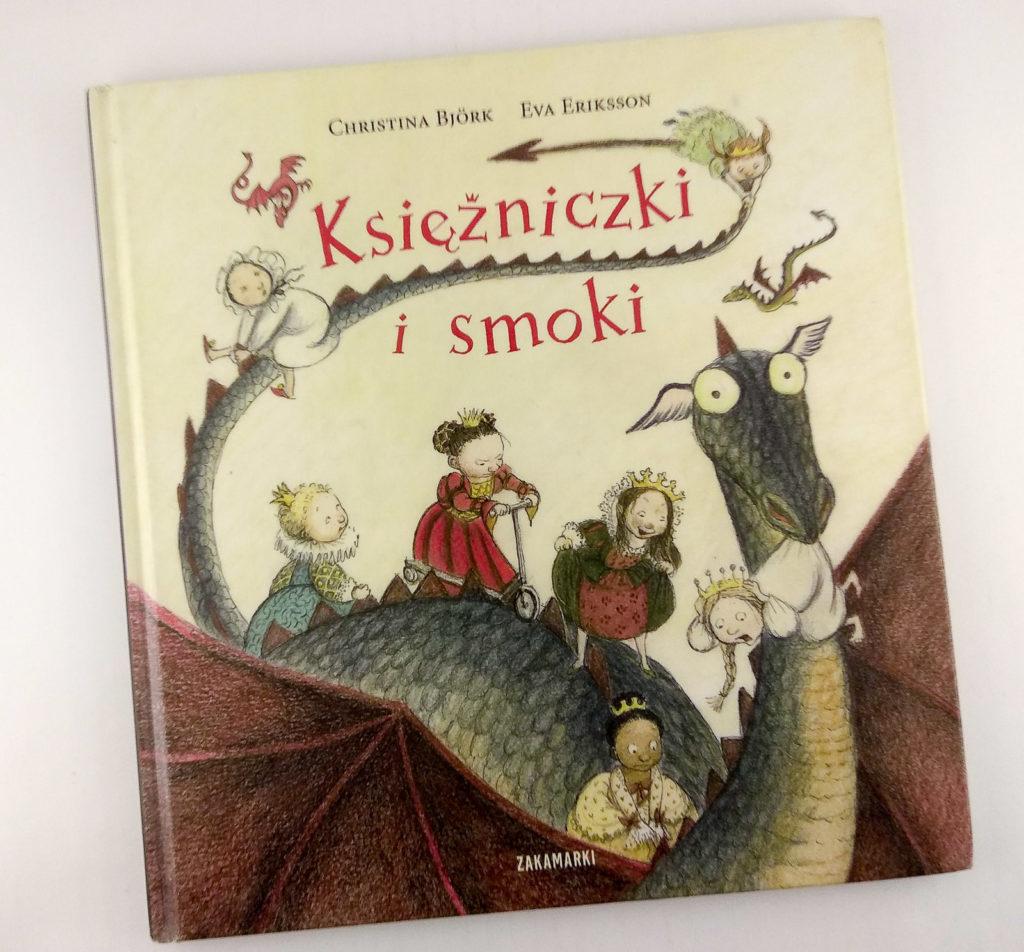 literatura szwedzka dla dzieci christina bjork eva eriksson księżniczki i smoki zakamarki