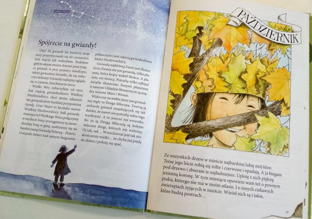 literatura szwedzka dla dzieci christina bjork eva eriksson rok z linea zakamarki