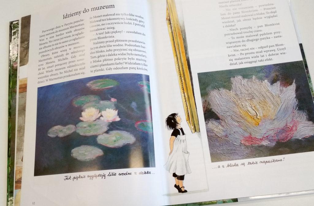 literatura szwedzka dla dzieci christina bjork lena anderson linnea w ogrodzie moneta