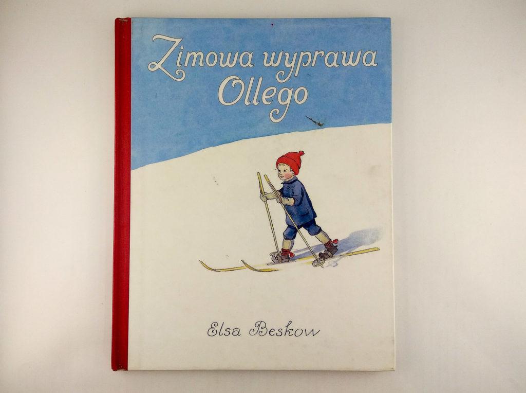 literatura szwedzka dla dzieci elsa beskov zimowa wyprawa ollego zakamarki