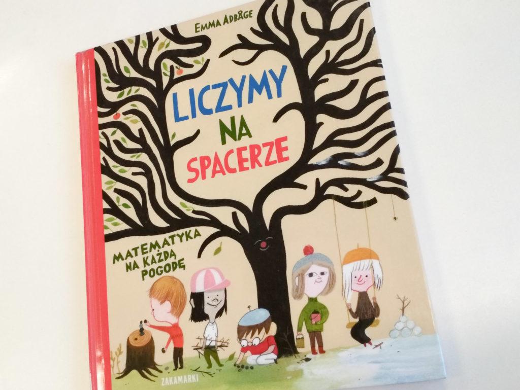 literatura szwedzka dla dzieci emma amdbege liczymy na spacerze matematyka na każda pogode