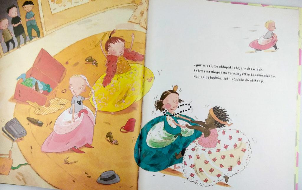 literatura szwedzka dla dzieci pija lindenbaum igor i lalki zakamarki