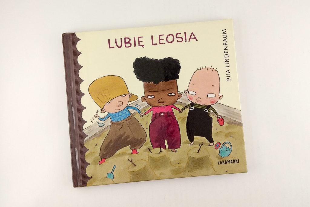 literatura szwedzka dla dzieci pija lindenbaum lubie leosia zakamarki