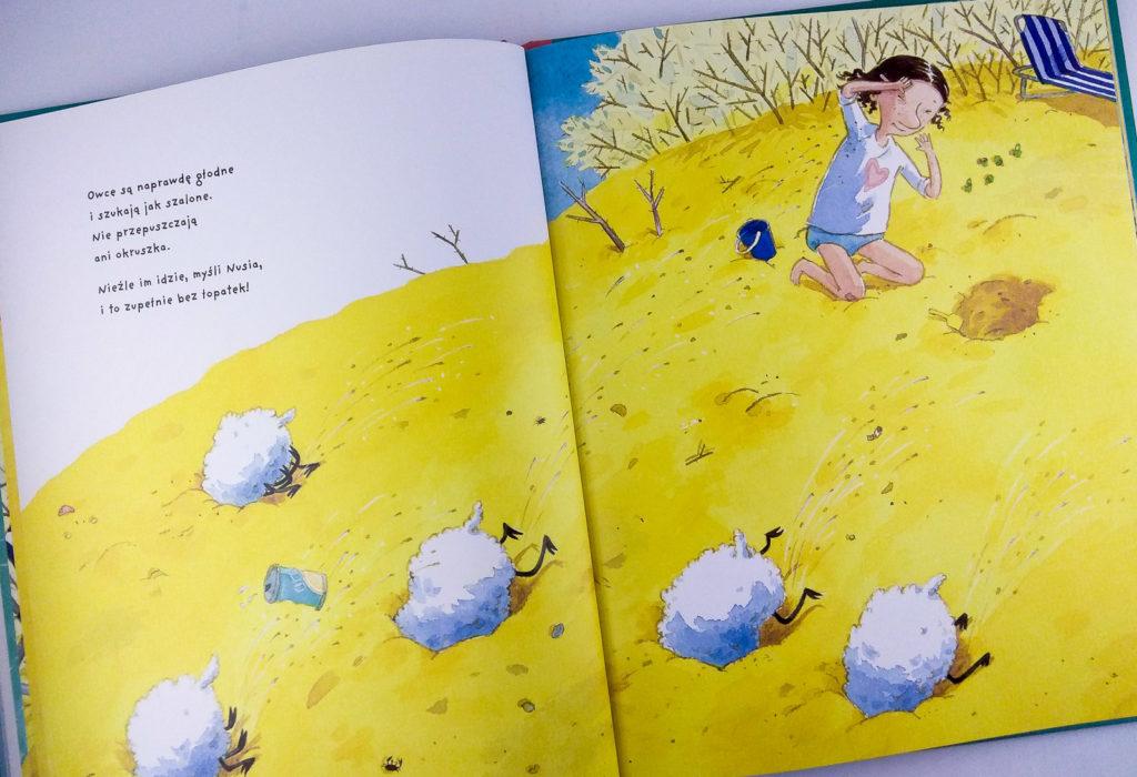 literatura szwedzka dla dzieci pija lindenbaum nusia i baranie lby zakamarki