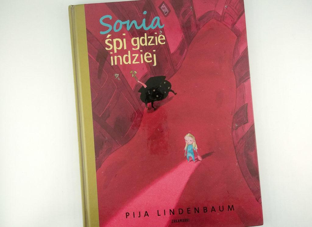 literatura szwedzka dla dzieci pija lindenbaum sonia spi gdzie indziej zakamarki