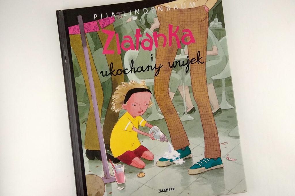 literatura szwedzka dla dzieci pija lindenbaum zlatankai ukochany wujek zakamarki