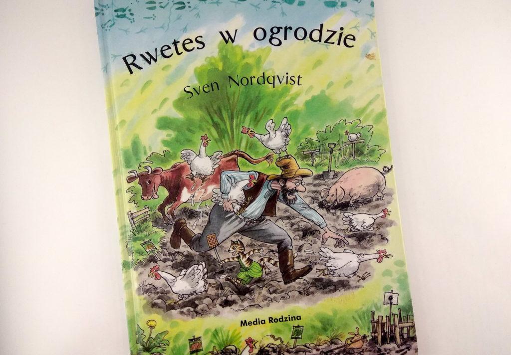 literatura szwedzka dla dzieci sven nordqvist pettson finus media rodzina