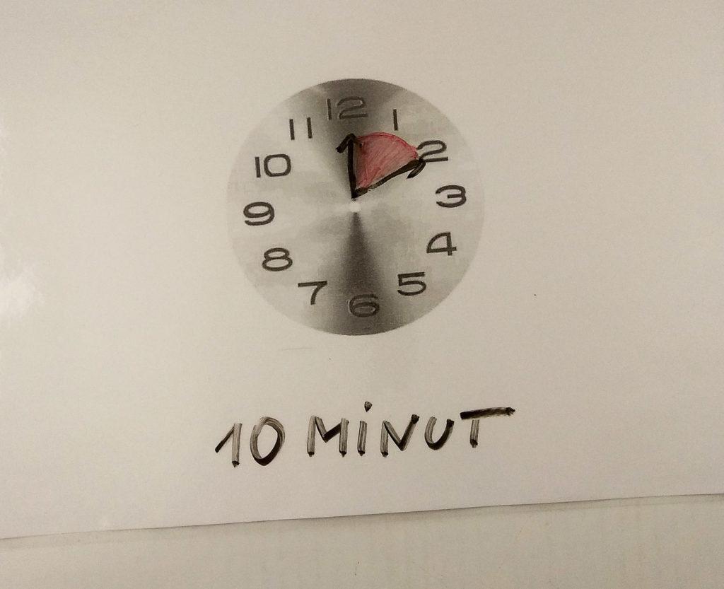 nauka zegara tarcza zegara zegar dla dzieci