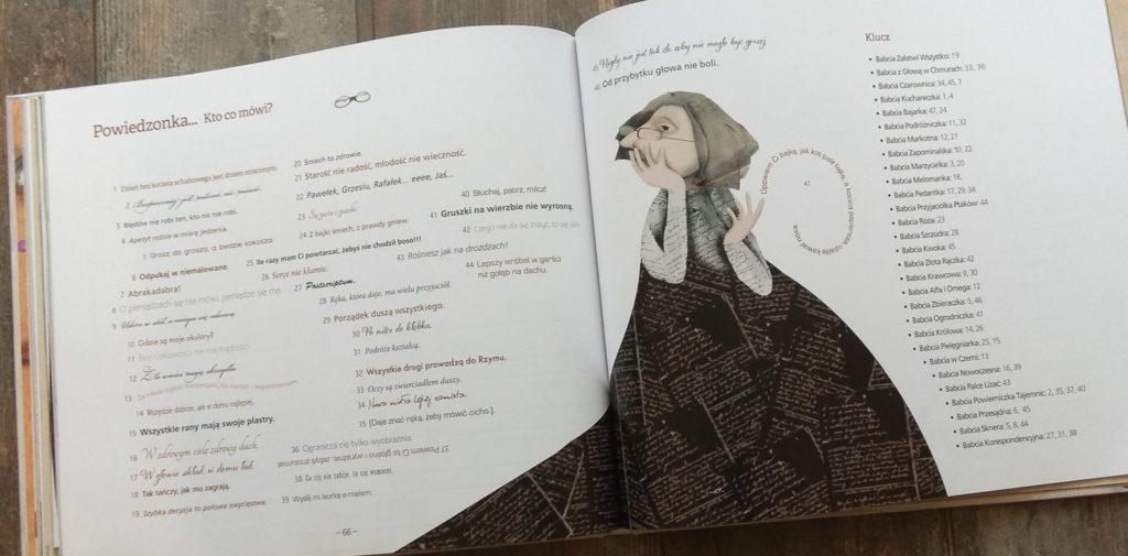 babcie od a do z reguera raquel diaz babcia w ksiazce dla dzieci