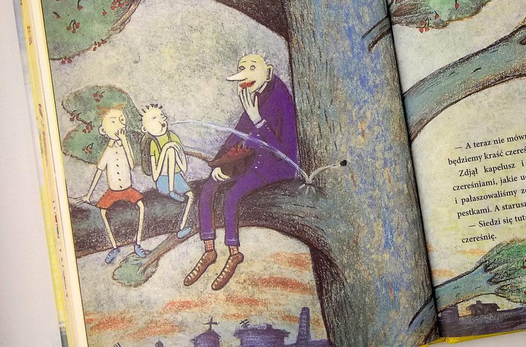 czy umiesz gwizdac joanno ulf stark dziadek w ksiazce dla dzieci