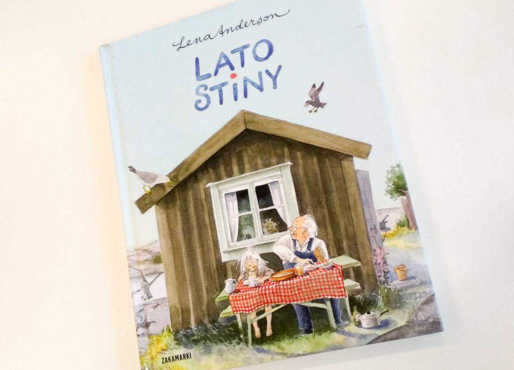literatura szwedzka dla dzieci lato stiny lena anderson zakamarki