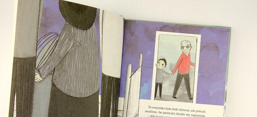 macius i dziadek roberto piumini dziadek w ksiazce dla dzieci
