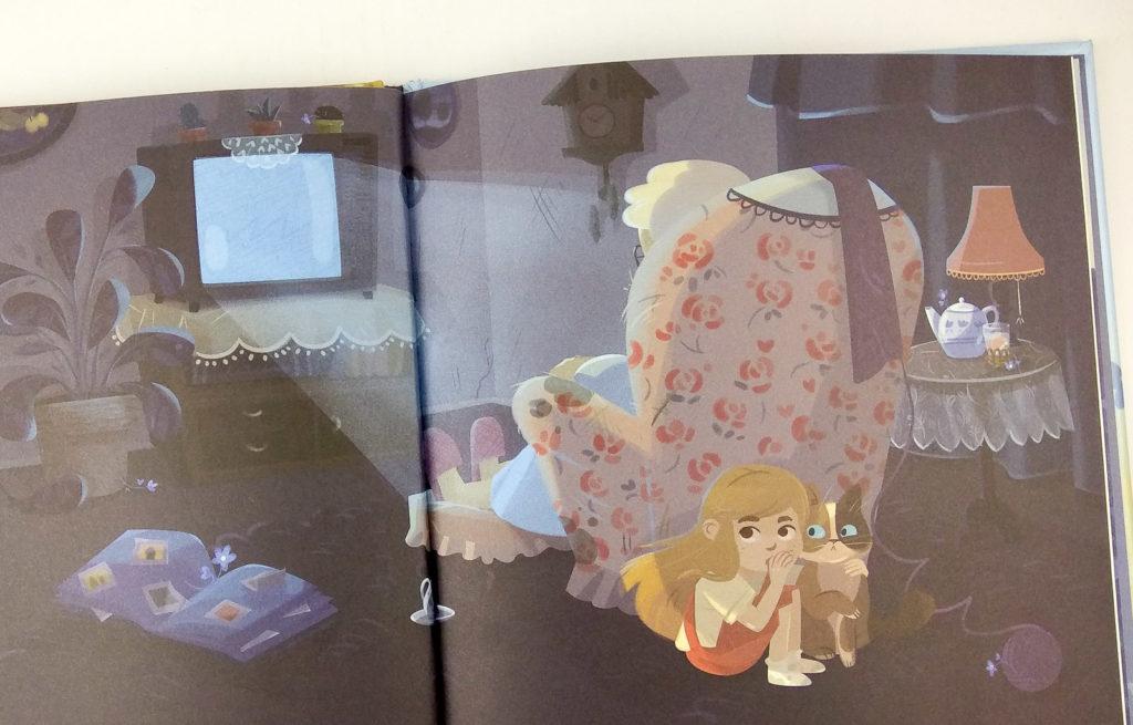 niezapominajka agnieszka swiatek babcia w ksiazce dla dzieci