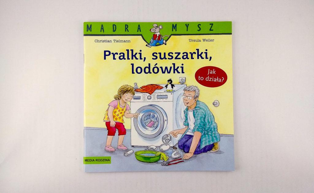 pralki suszarki lodowki dziadek w ksiazce dla dzieci