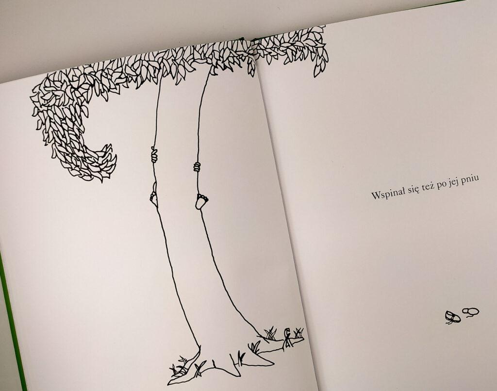 drzewo darow shel silverstein kinderkulka