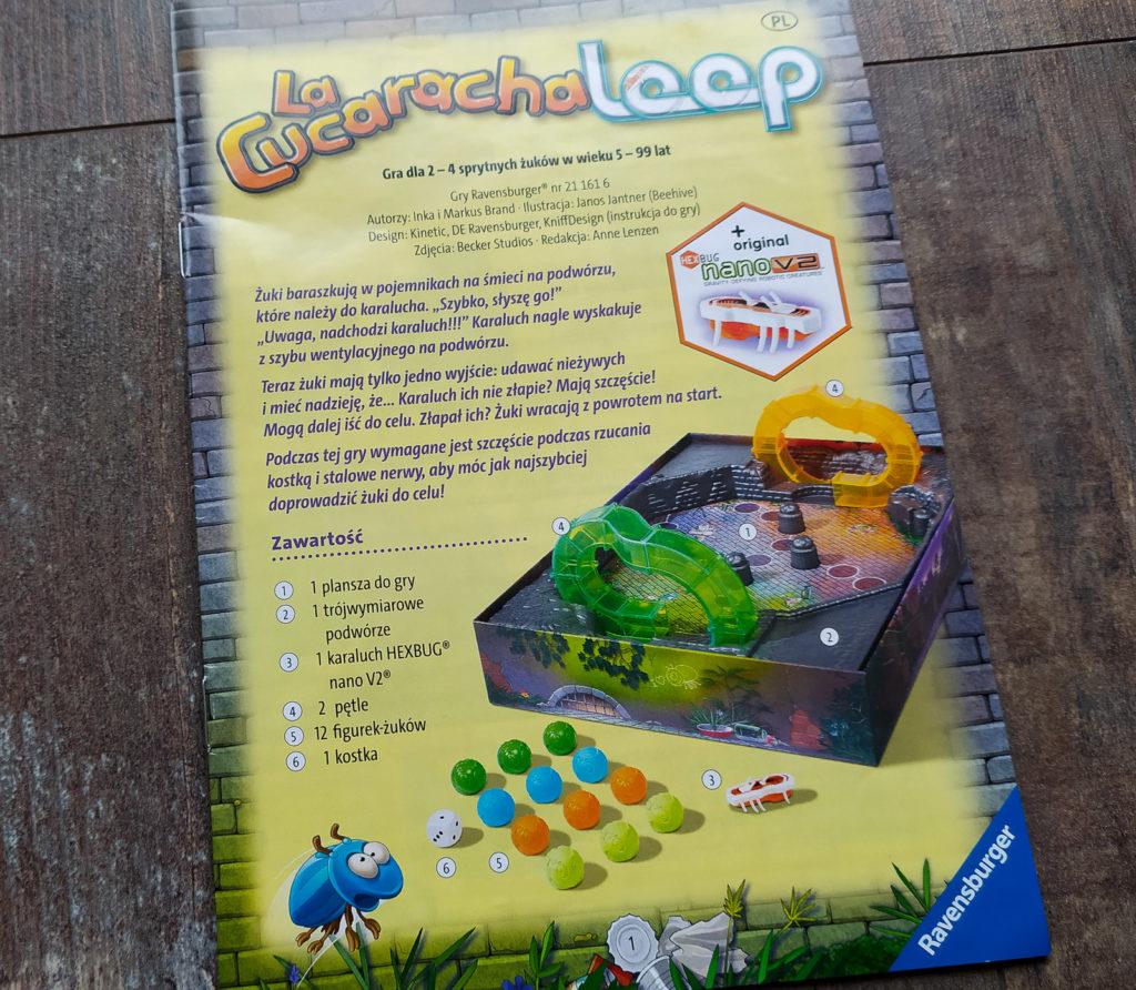 la cucaracha loop ravensburger