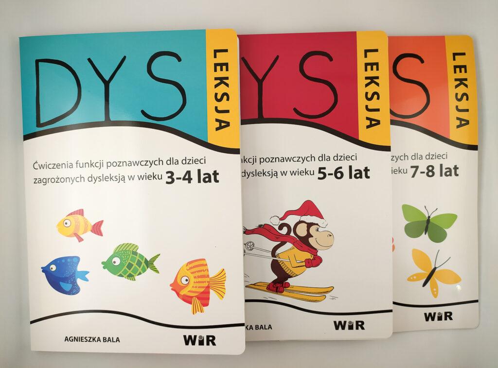 dysleksja cwiczenia funkcji poznawczych dla dzieci zagrozonych dysleksja agnieszka bala 1