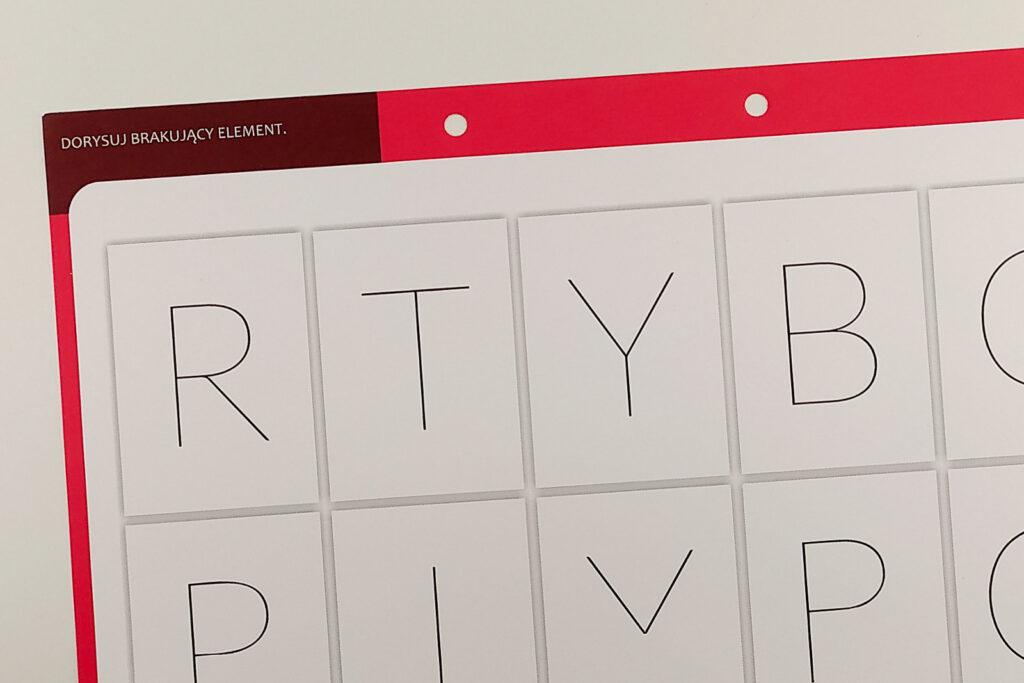 dysleksja cwiczenia funkcji poznawczych dla dzieci zagrozonych dysleksja agnieszka bala 17