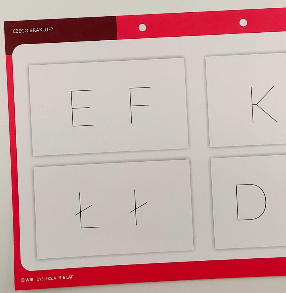 dysleksja cwiczenia funkcji poznawczych dla dzieci zagrozonych dysleksja agnieszka bala 18