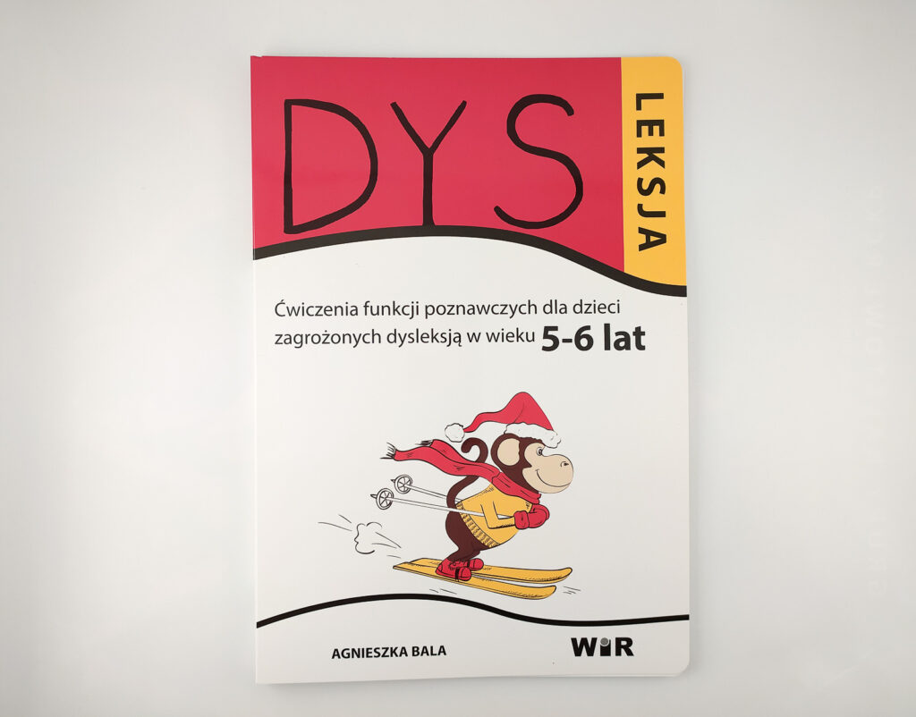 dysleksja cwiczenia funkcji poznawczych dla dzieci zagrozonych dysleksja agnieszka bala 3