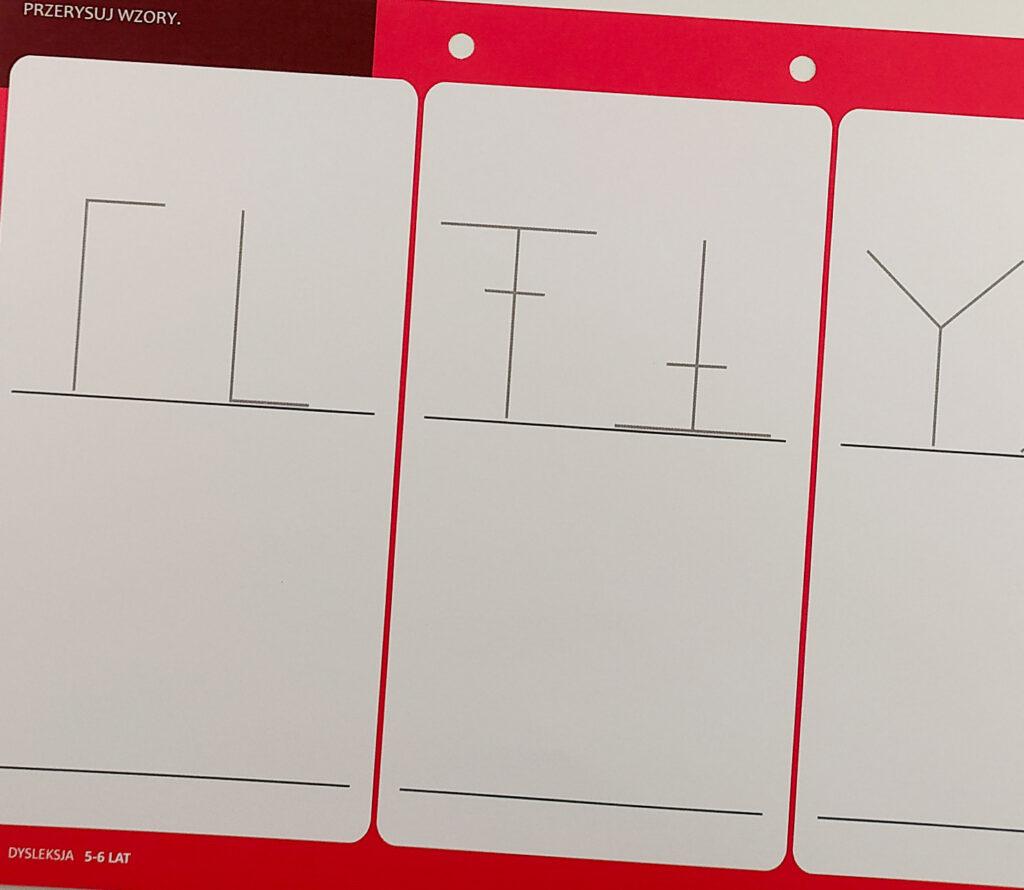 dysleksja cwiczenia funkcji poznawczych dla dzieci zagrozonych dysleksja agnieszka bala 34