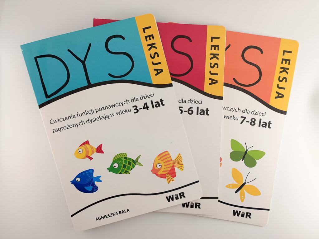 dysleksja cwiczenia funkcji poznawczych dla dzieci zagrozonych dysleksja agnieszka bala 5