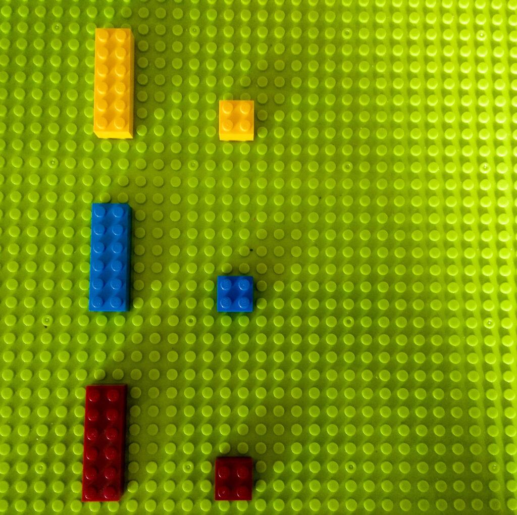 kreatywna zabawa klockami analogie lego 2